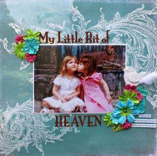 My little bit of Heaven