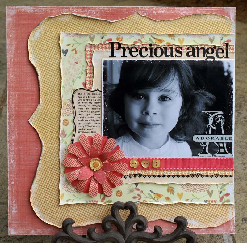 SIA Precious Girl
