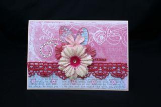 A2C Cherish card