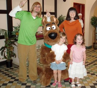 Scooby, Shaggy and Thelma
