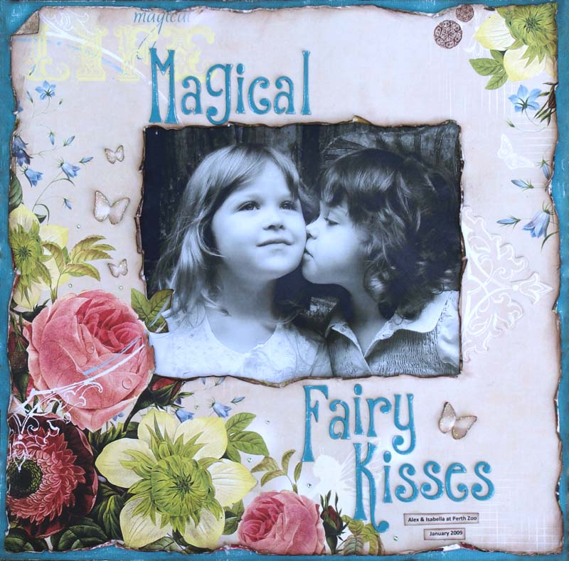 Magical Fairy Kisses