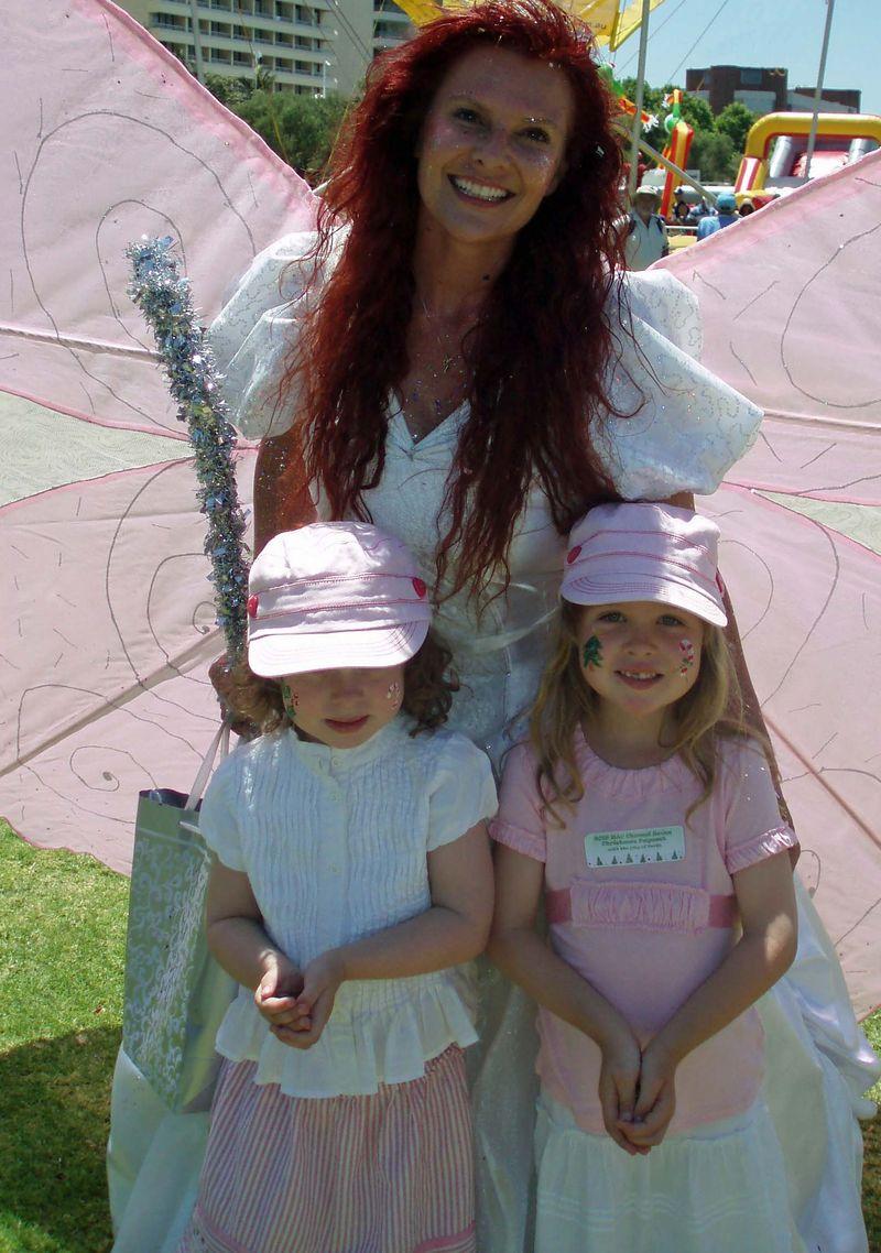 Fairy Queen Caroline