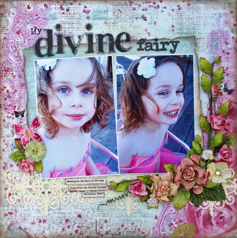 My divine fairy