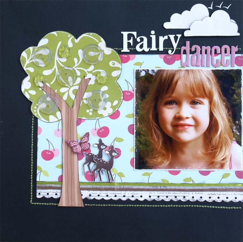 Fairy Dancer left side