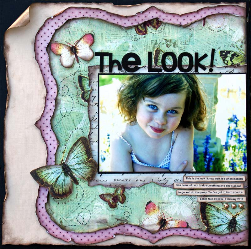 The look!