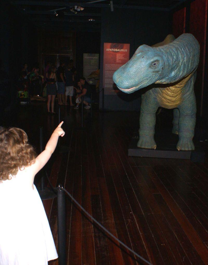 Dinosaurs and Isabella edit