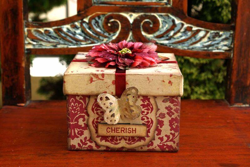 ATC Cherish box