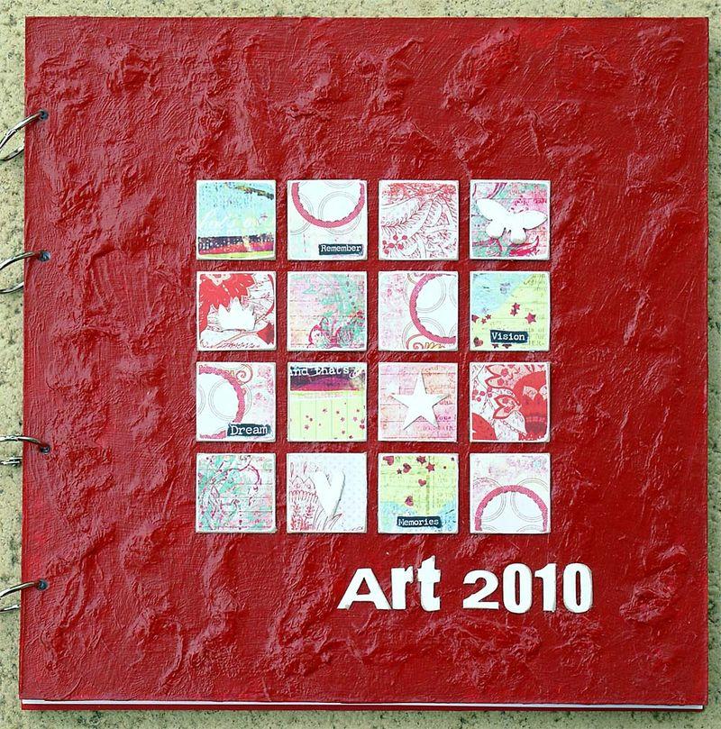 Art album Alex cover