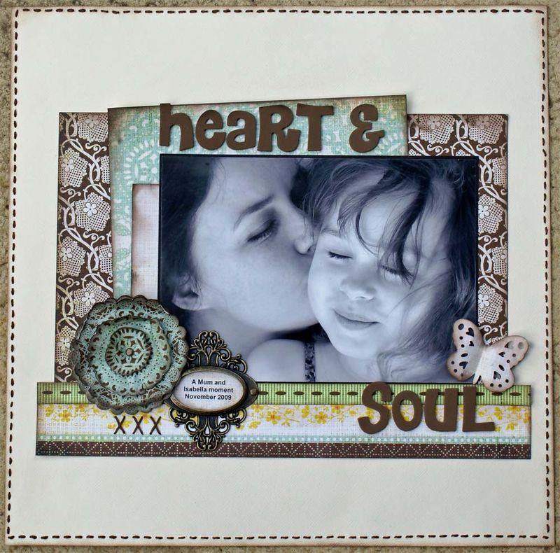 SFTH Class Kit Heart & Soul