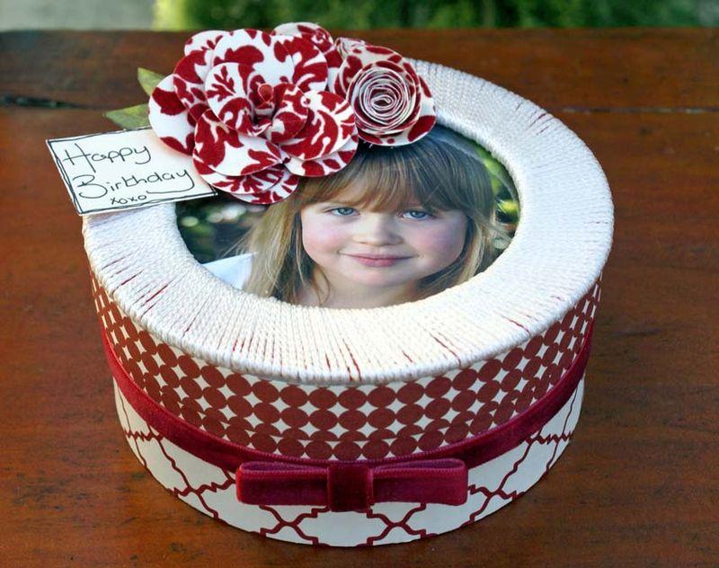 Lush gift box