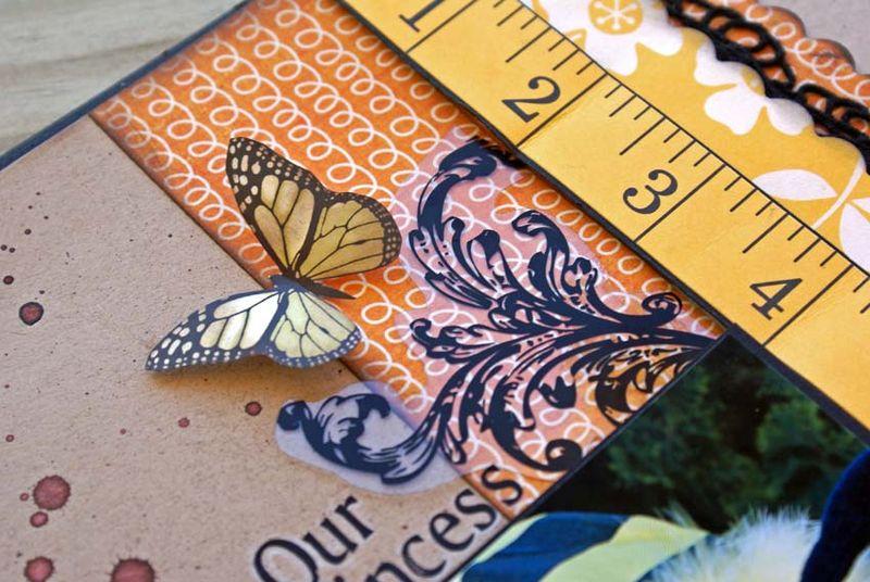 Queen Bee close up 1