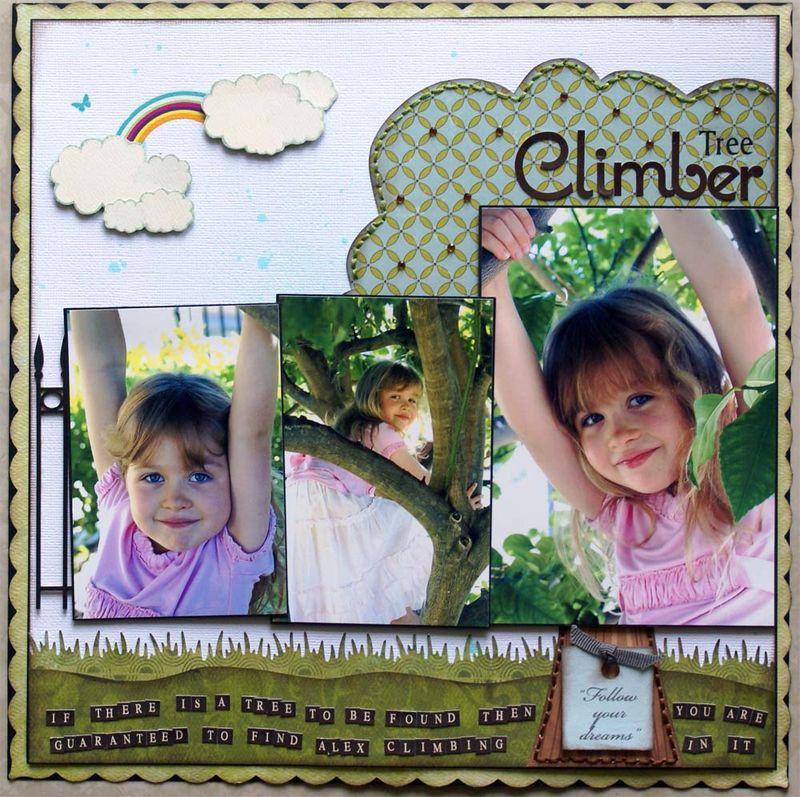 Master's Tree Climber