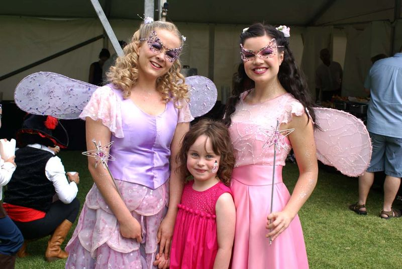 Isabella and the Fairies