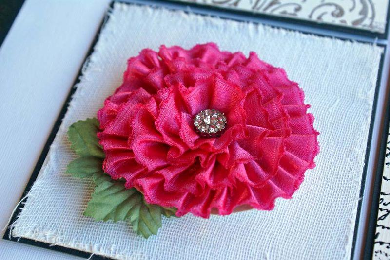 Flower class 2 pink