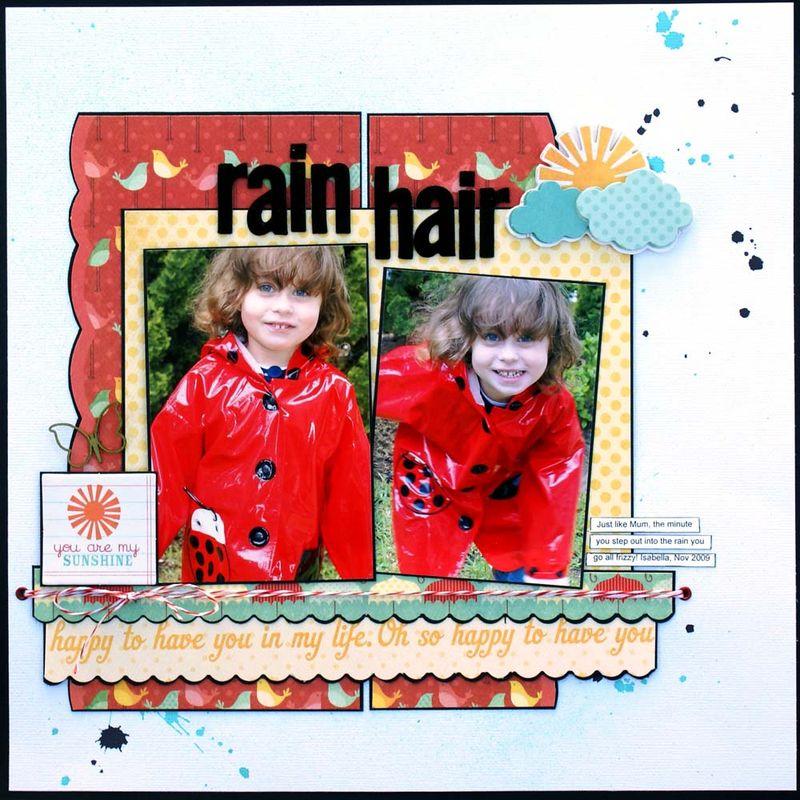 Rain Hair