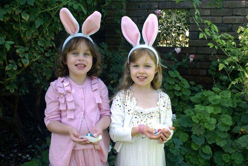Easter Bunnies 2011