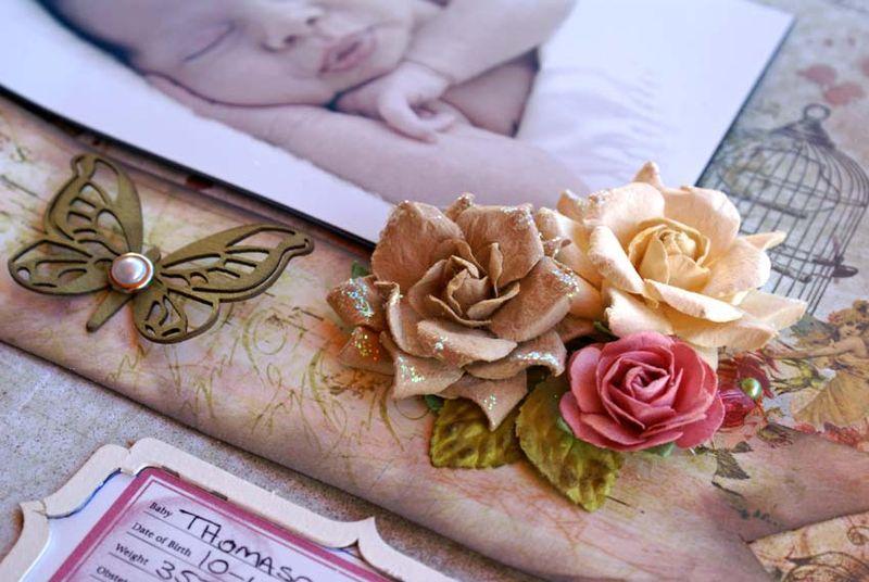 To love and cherish flowers