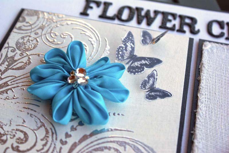Flower class 2 blue flower