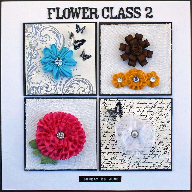 Flower Class 2