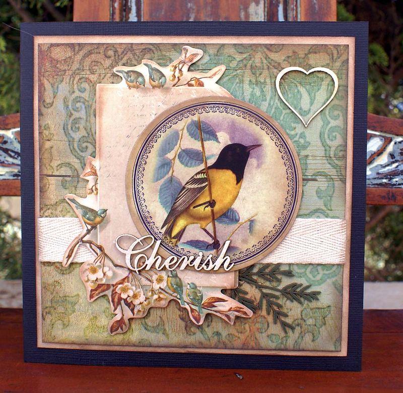 Cherish card