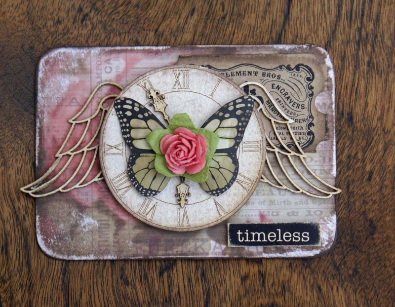 Time Flight ATC Timeless