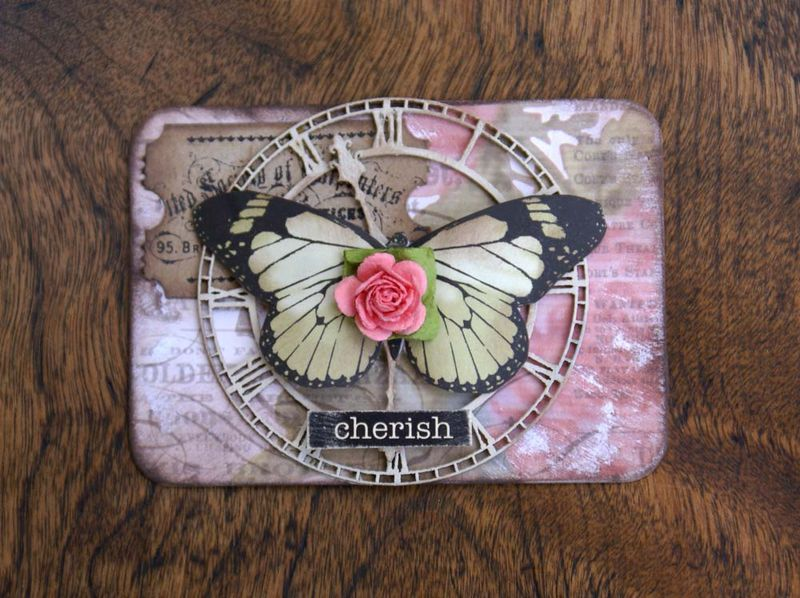 Time Flight ATC Cherish