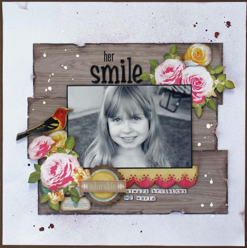 Her Smile Crate Paper Pretty Party
