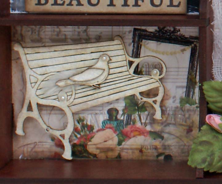 Memory Keeper Bench