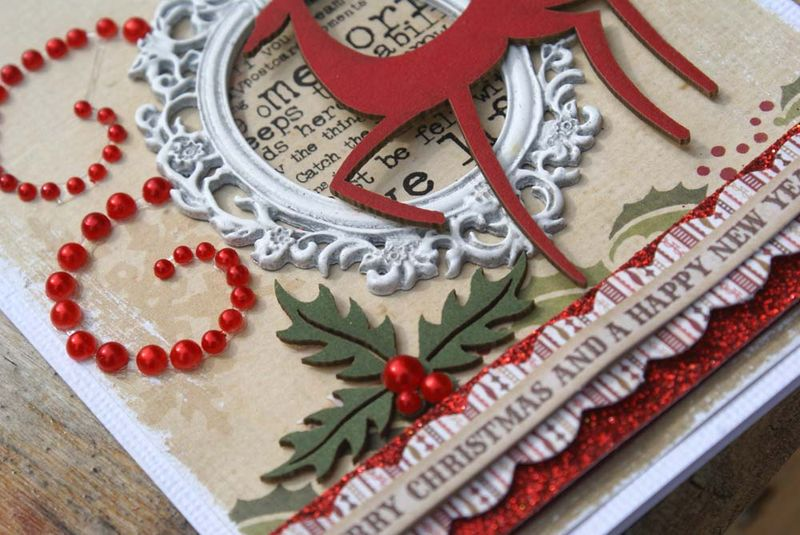 Christmas Memories close up