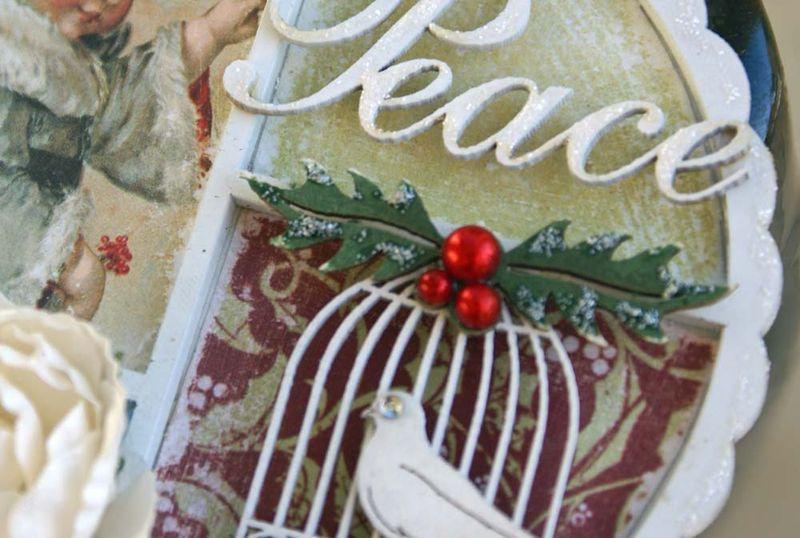 Close up ornament