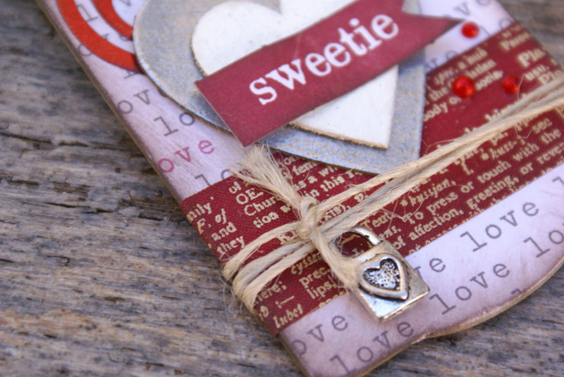 Scrapmatts Tag Sweetie close up 1