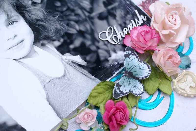 Beautiful Dreamer close up 1