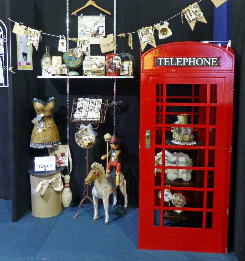 Brisbane Angella's display