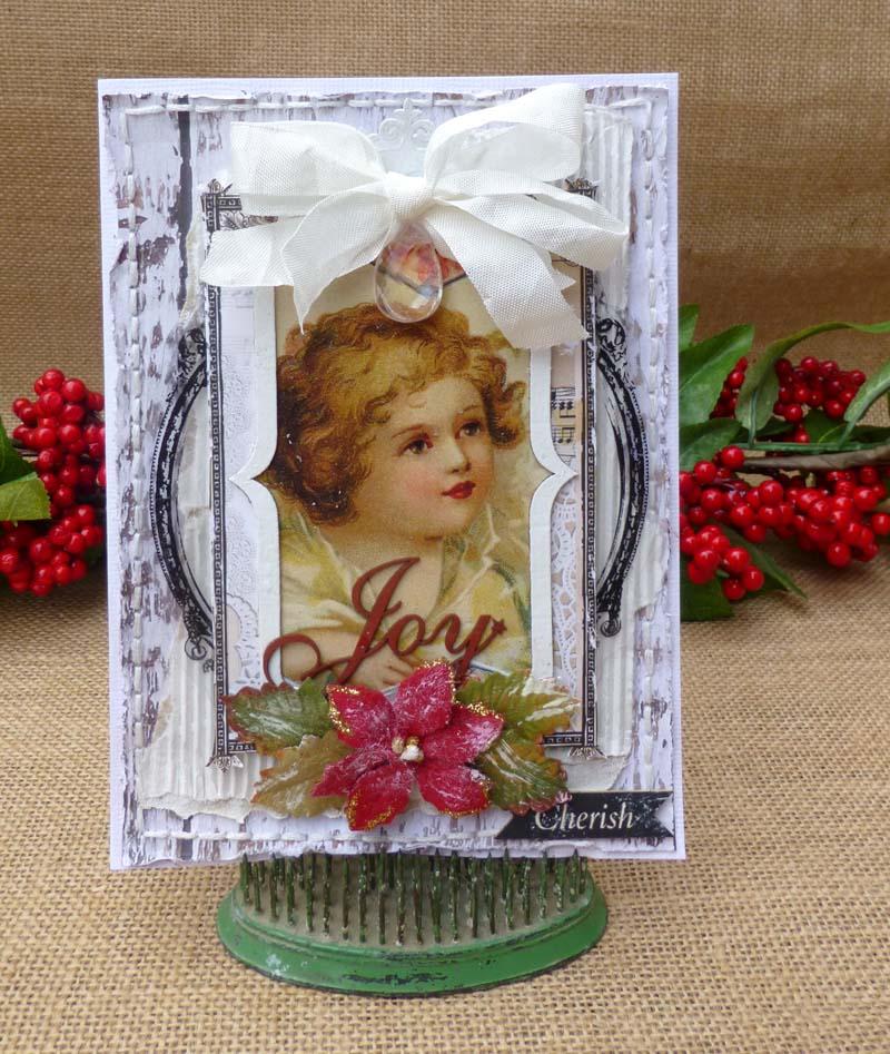 Christmas cards Cherish Joy