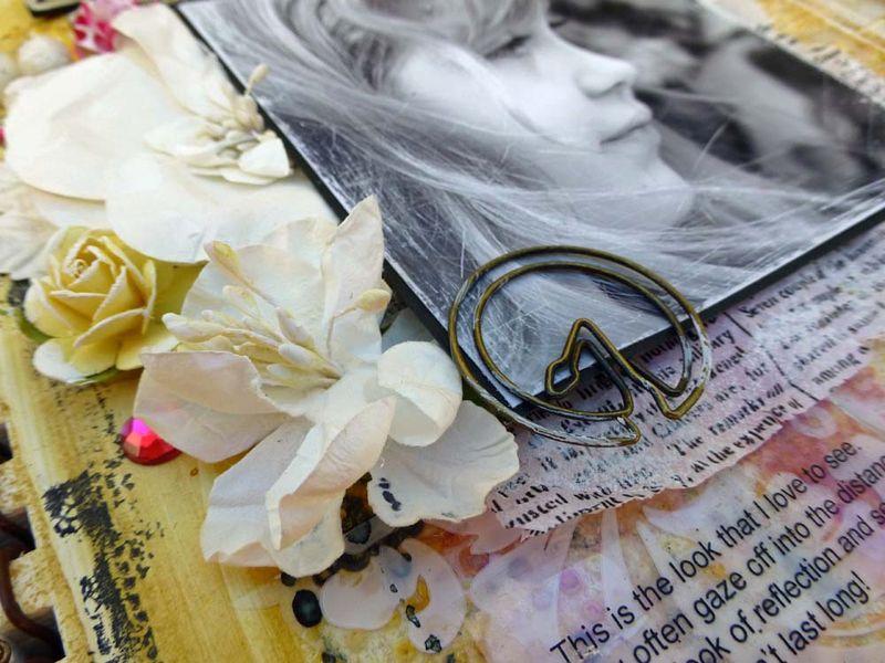 Journal Beautiful Moments close up 1