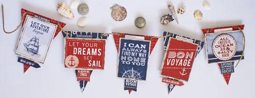 Sail Away Banner