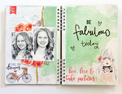 Boho Dreams journal 2