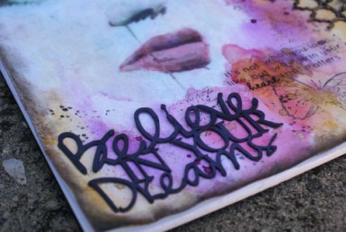 ID Believe in your dreams Journal 2
