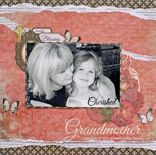 Generations Grandmother