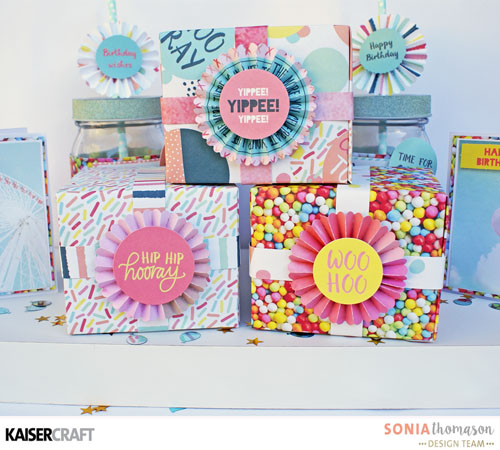 Party Time Party Styling Boxes