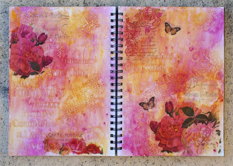 Scrapmatts journal original