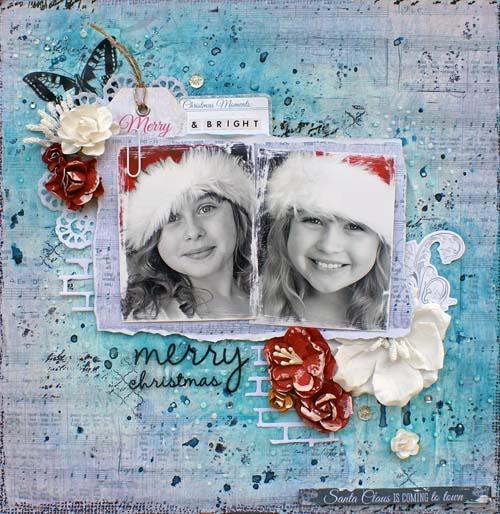 Silver Bells Merry Christmas