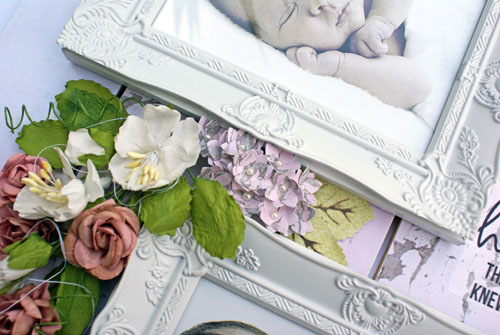 Country Rose Wall Art Baby photos 1